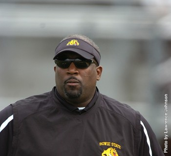 BOWIE STATE COACH DAMON WILSON TALKS ABOUT CIAA TITLE GAME WITH FAYETTEVILLE STATE ON 'EXPRESS YOURSELF'
