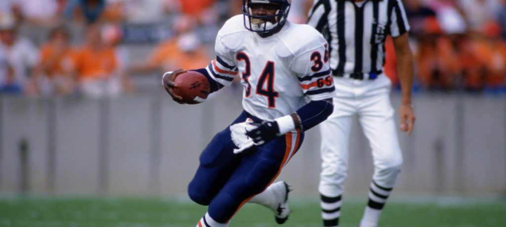REMEMBERING 'SWEETNESS': WALTER PAYTON SHOOK UP THE NFL