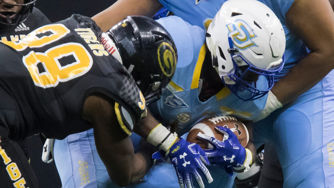 SOUTHERN RALLIES PAST GRAMBLING TO WIN BAYOU CLASSIC