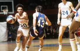 ABA LEGEND MACK CALVIN ON 'IN AND OUT OF SPORTS'