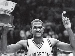 GEORGETOWN'S REGGIE WILLIAMS ON 'IN AND OUT OF SPORTS'