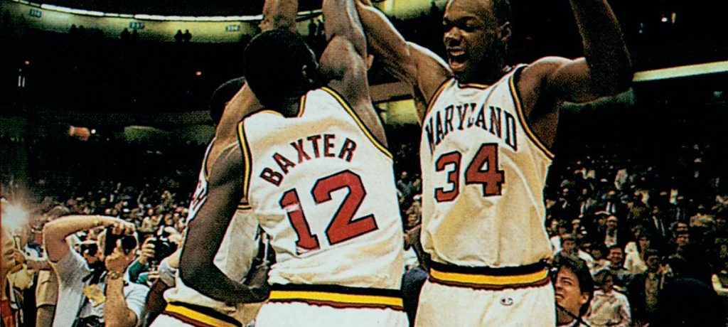 LEN BIAS' MARYLAND TEAMMATE JEFF BAXTER TALKS HOOPS AND LEN'S LEGACY ON 'IN AND OUT OF SPORTS'